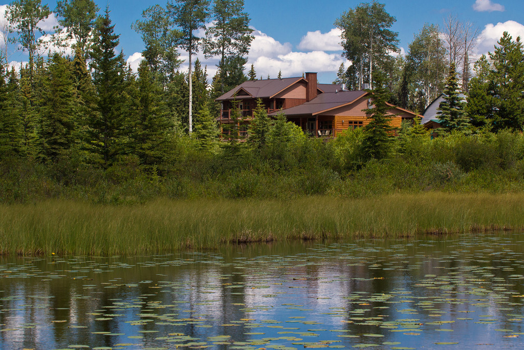 Free Rein Guest Ranch, Bridge Lake BC