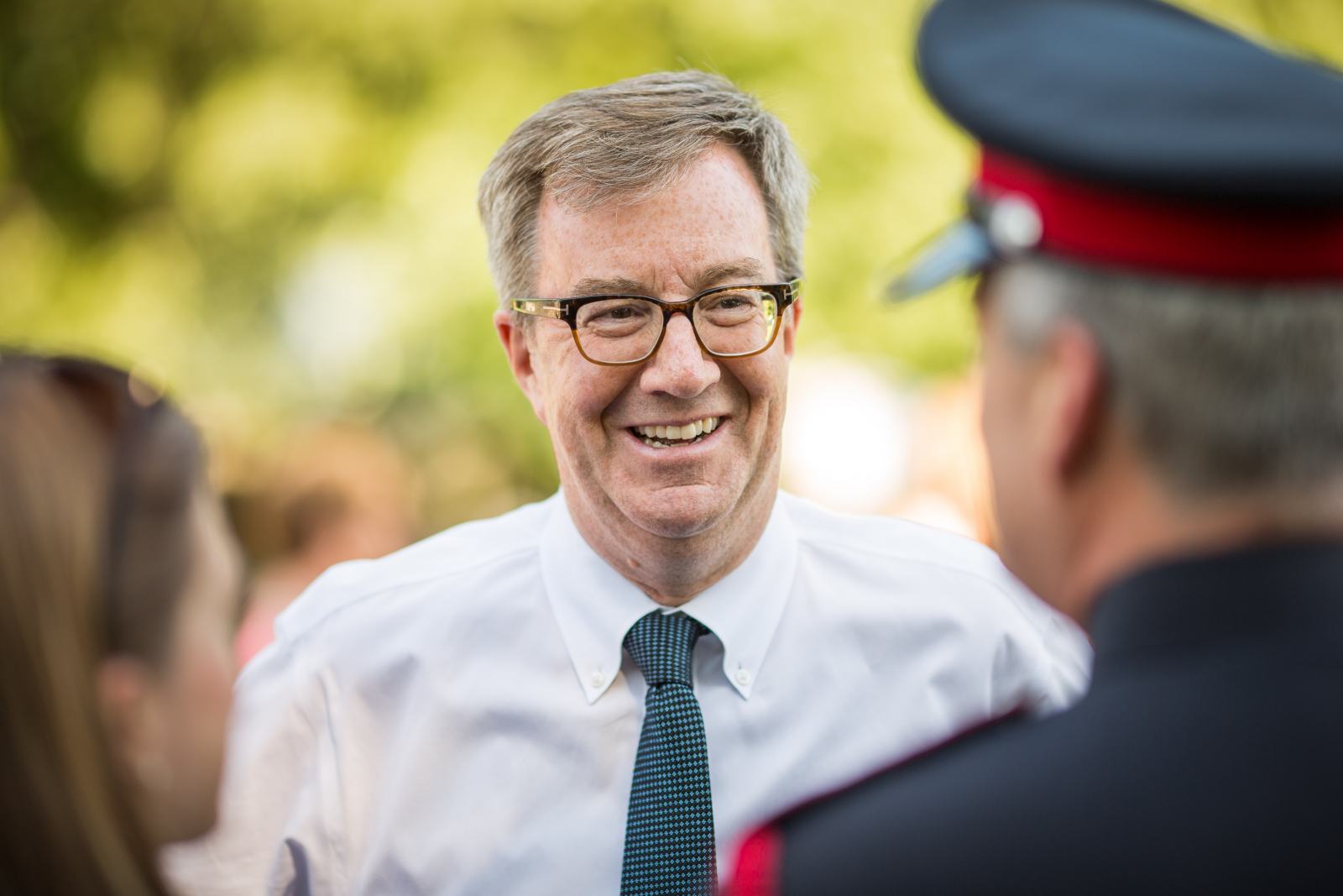 City of Ottawa, Ottawa Mayor, Jim Watson
