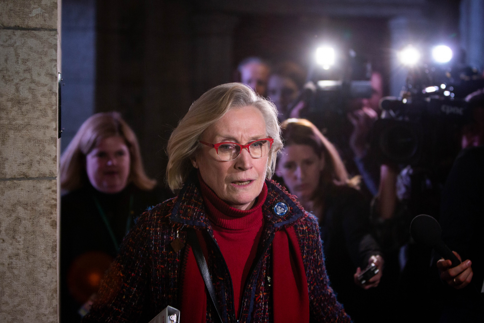 Crown Indigenous Relations Minister Carolyn Bennett, Ottawa, cabinet, Kinder Morgan