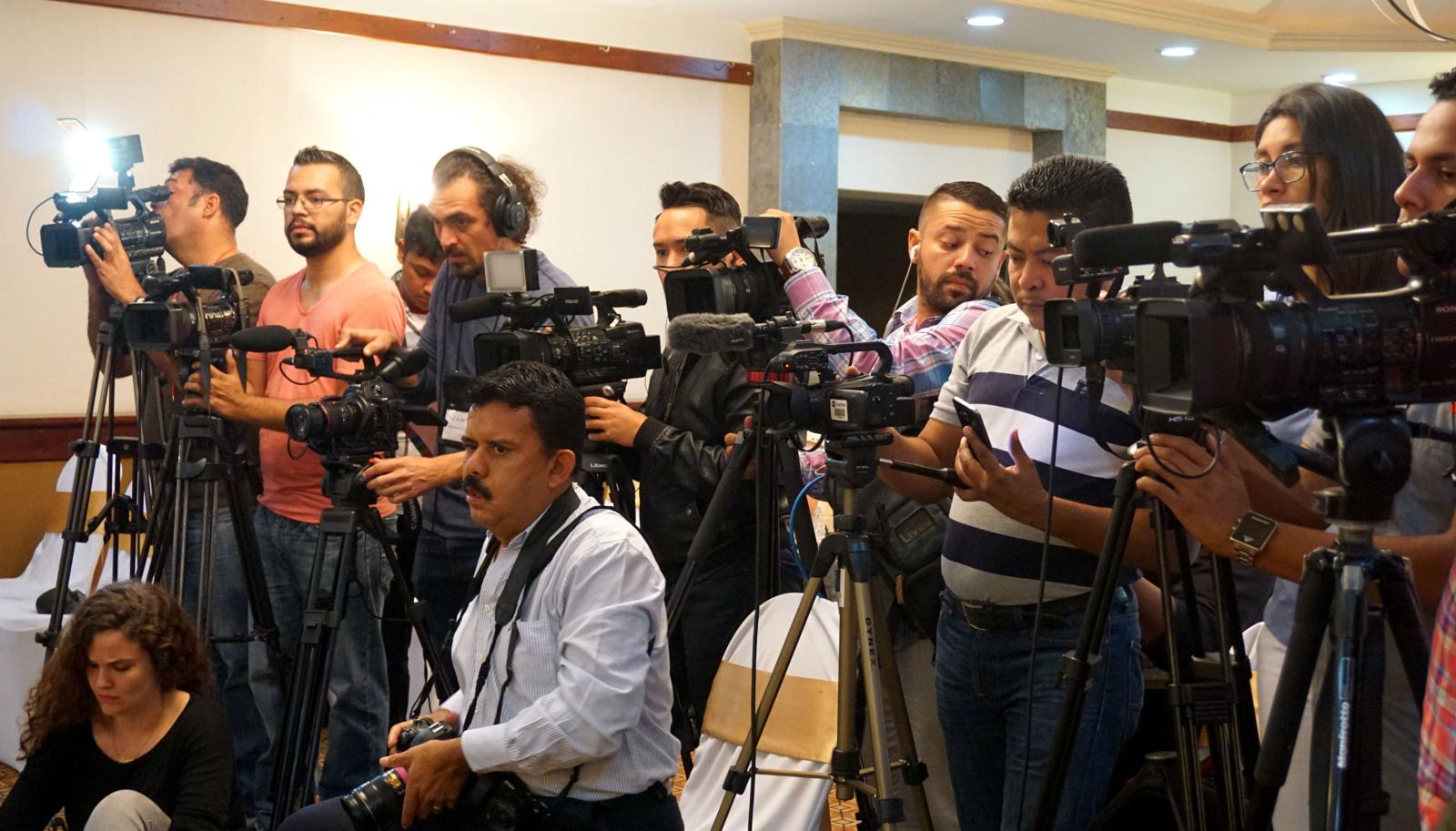 Honduras, Tegucigalpa, Sandra Maribel Sánchez, journalism, Radio