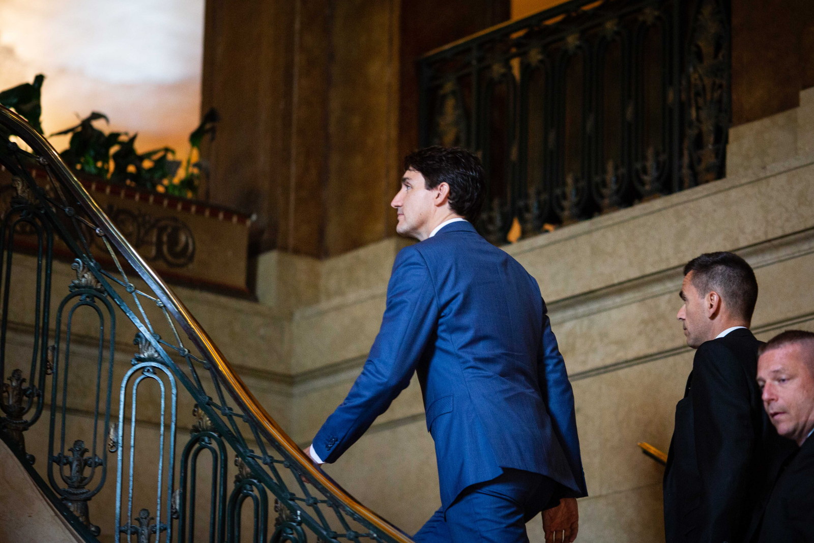 Donald Trump warns Justin Trudeau over comments made at G7 Summit