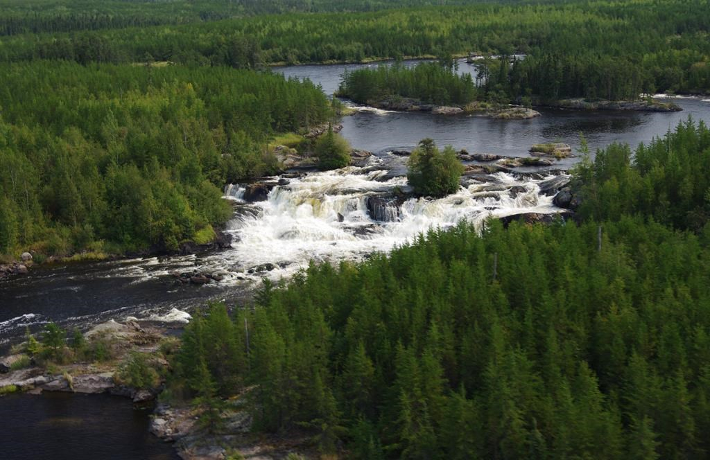 boreal forest, Manitoba-Ontario boundary, Pimachiowin Aki Corporation, Indigenous culture,