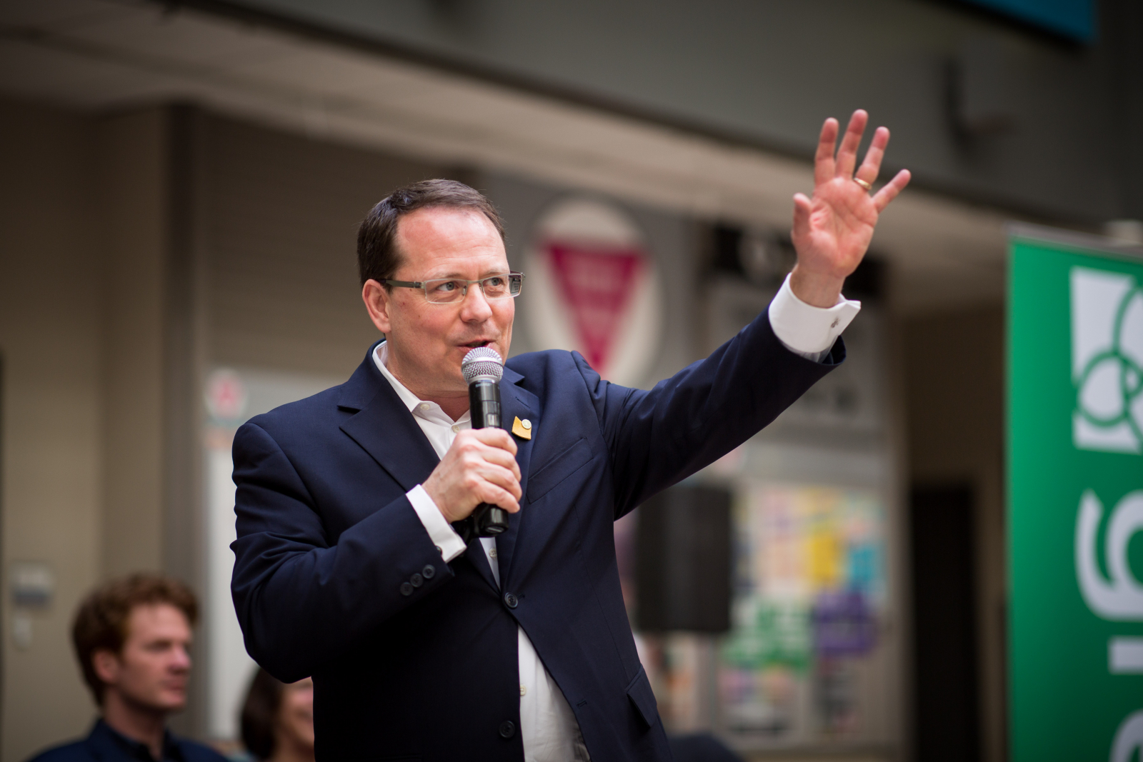 Mike Schreiner, Green Party of Ontario
