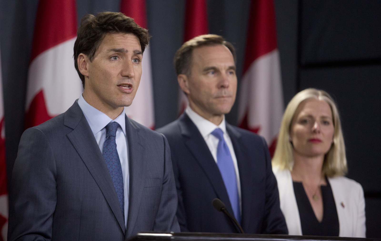Canada unveils new measures to nudge polluters toward clean tech