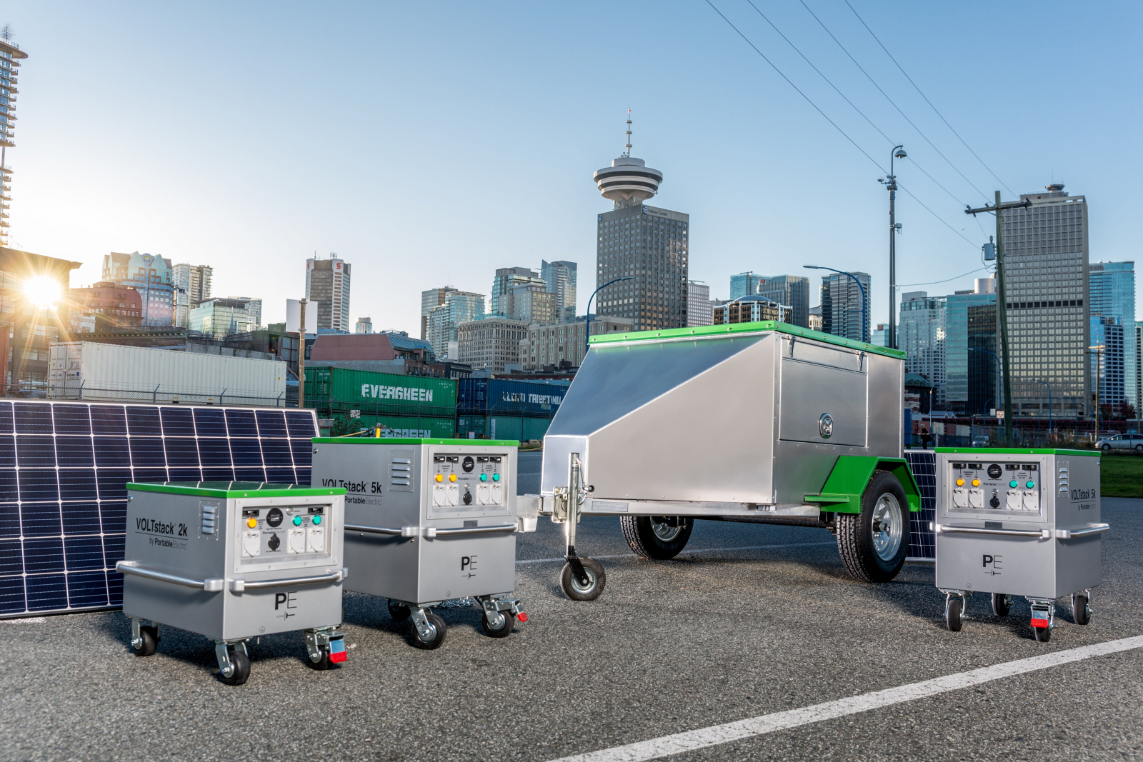 Vancouver company's green generators are pumping clean power into