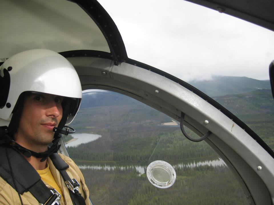 Matthew Linnitt, The Price of Oil, CNRL, sour gas, hydrogen sulfide, helicopter pilot