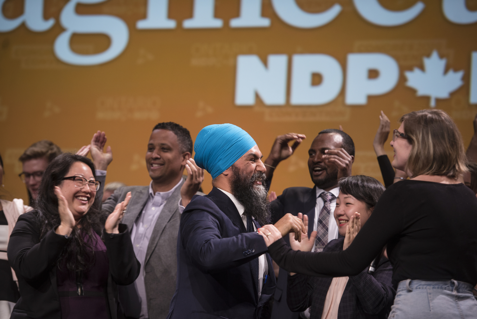 How Jagmeet Singh became Canada's spokesperson for race in the 2019