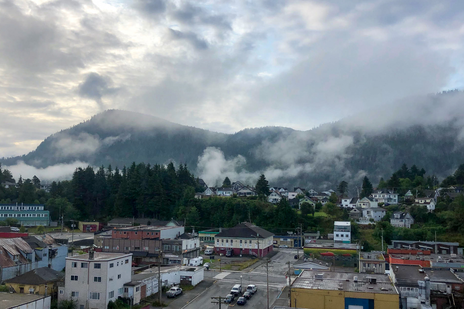 British Columbia's rainy coastal climate increases the risk of lead