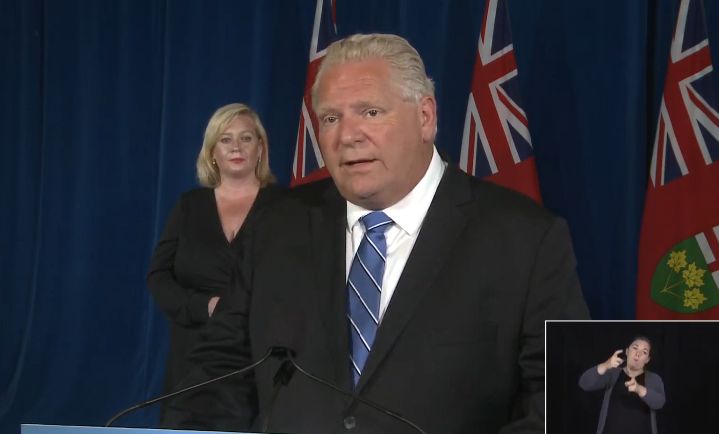 I Feel Like I M Getting Sent Back To Die Student Says As Ndp Calls For Doug Ford To Scrap Back To School Plan National Observer