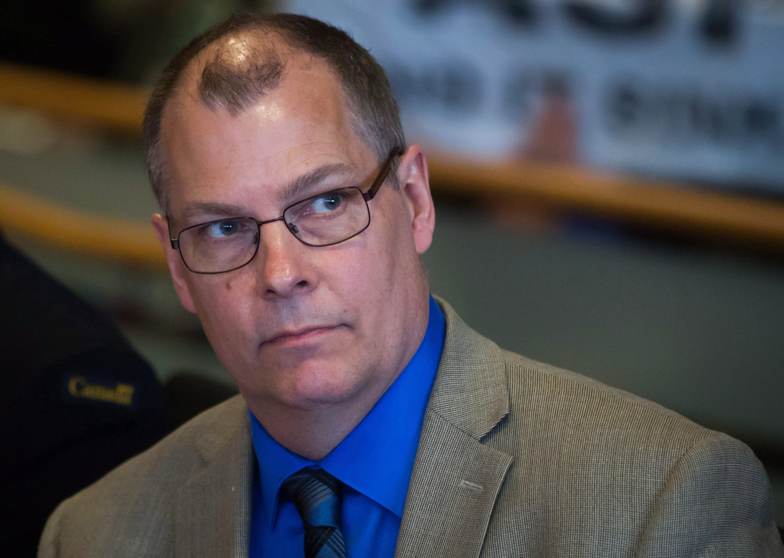 Peter Watson, NEB chair and CEO. Photo by Canadian Press