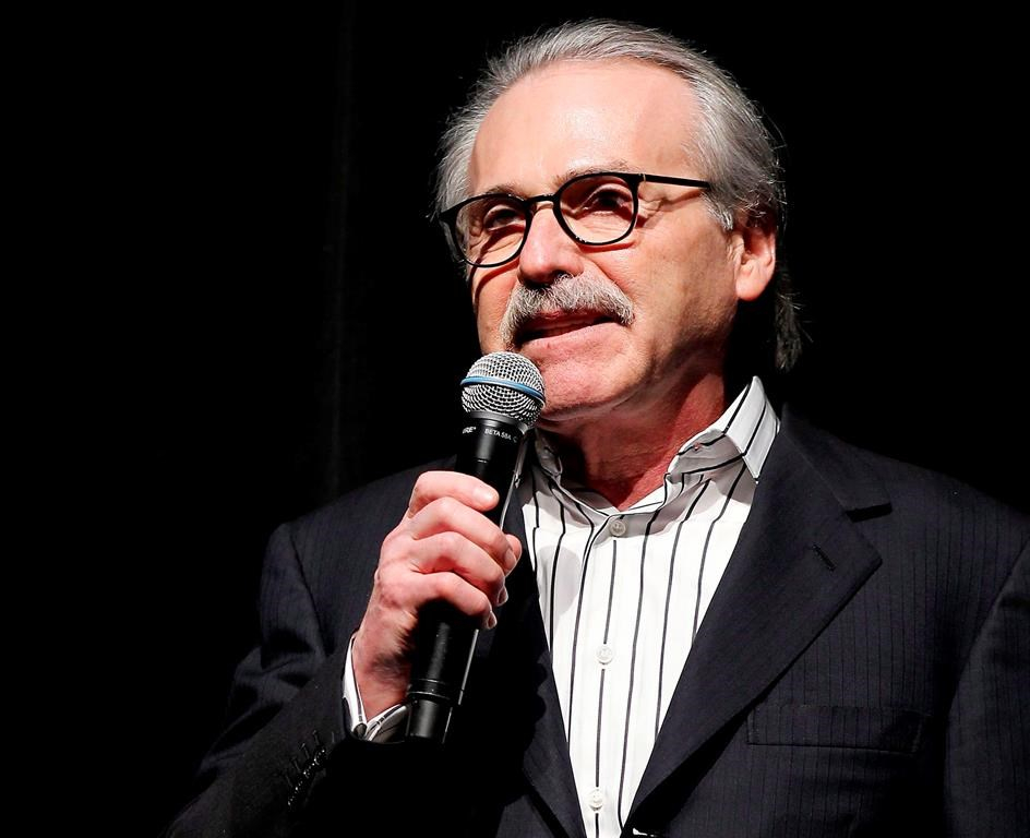 AMI's David Pecker Exits Postmedia Board 08/30/2018