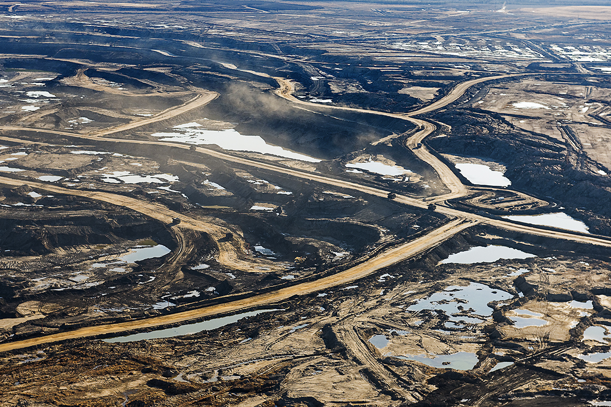 Harper conservatives 39 secret tactics to protect oil sands for Koch website