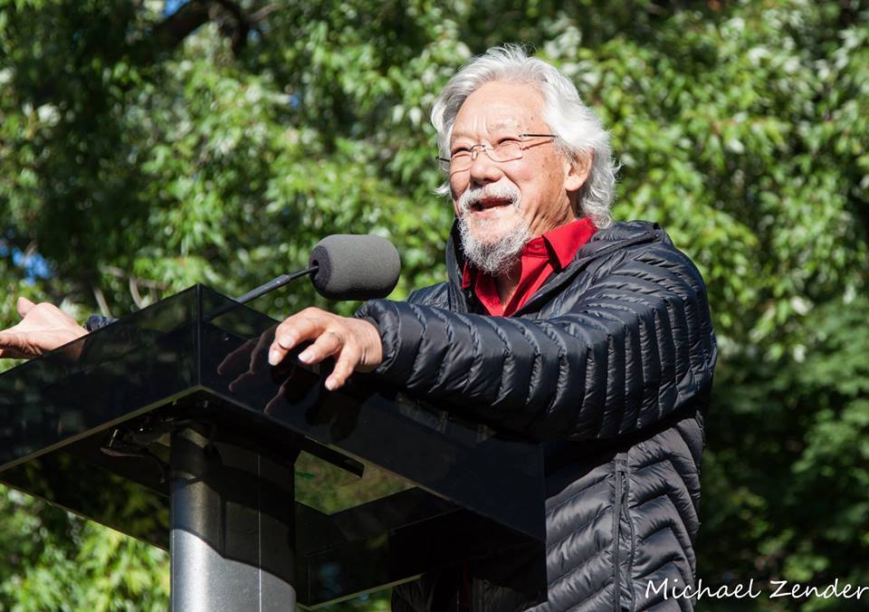 Sold out crowds for David Suzuki on coastal tour | National