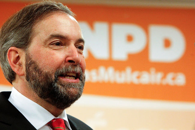 "NDP policy manual removed from party's website because it ""is not ..."
