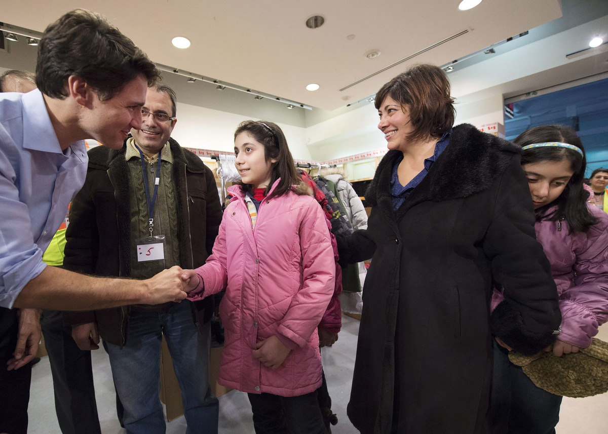 Sunny Ways For Refugees Arriving In Canada More Delays For Those