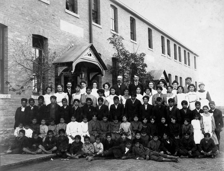 aboriginals residential school By 1920 it was made mandatory for all aboriginal children to go to residential schools, which was amended by the indian act the residential schools are home to many atrocities that are the original cause for many aboriginal problems that are still present now.