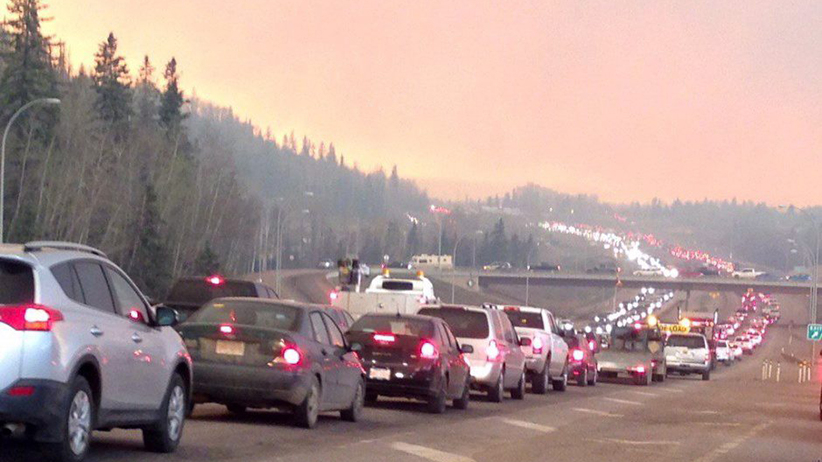 Escort Fort Mcmurray >> Fort Mcmurray Fire Updates It S Too Hot To Stop It National