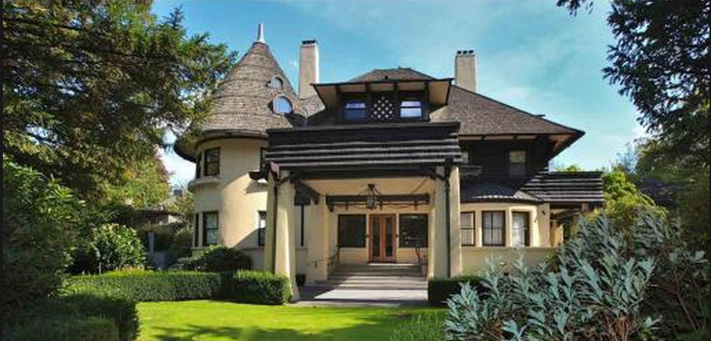 Vancouver dominates list of most expensive homes in canada for Canadian house styles
