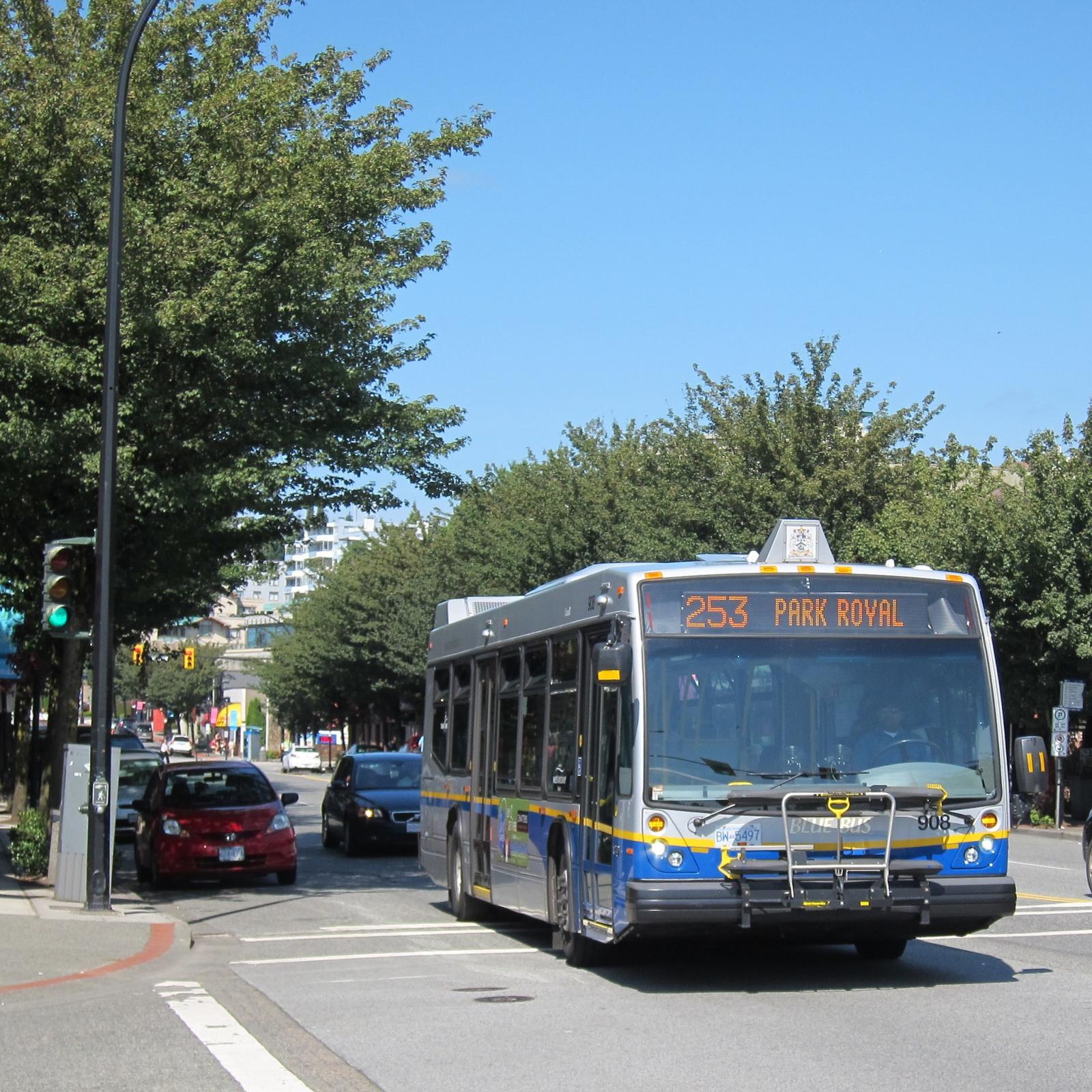 Vancouver translink bus-2767