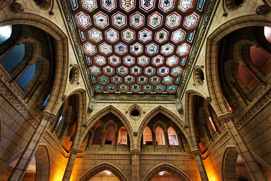 Senate Foyer Ceiling : Opinion the new senate of canada fact checking trudeau s