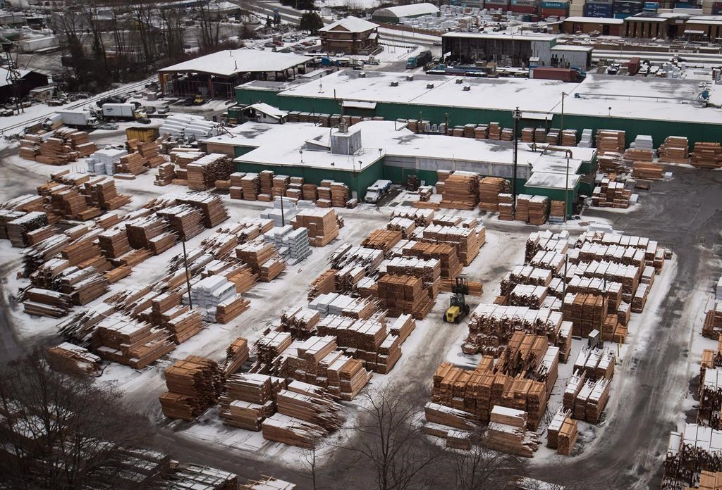 Ottawa announces softwood lumber aid package