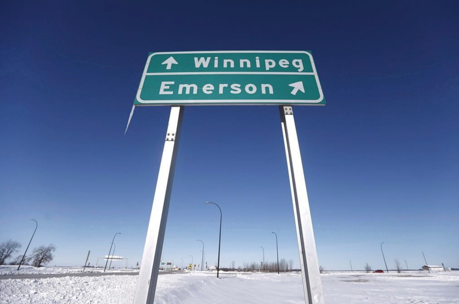 Woman thought headed for Canada found dead in Minnesota