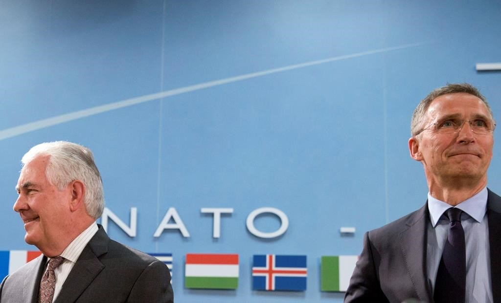NATO Secretary General: NATO doors are open