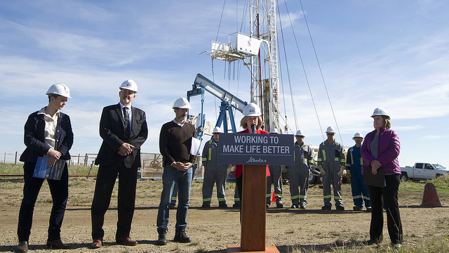 Province announces plan to clean up orphaned oil wells