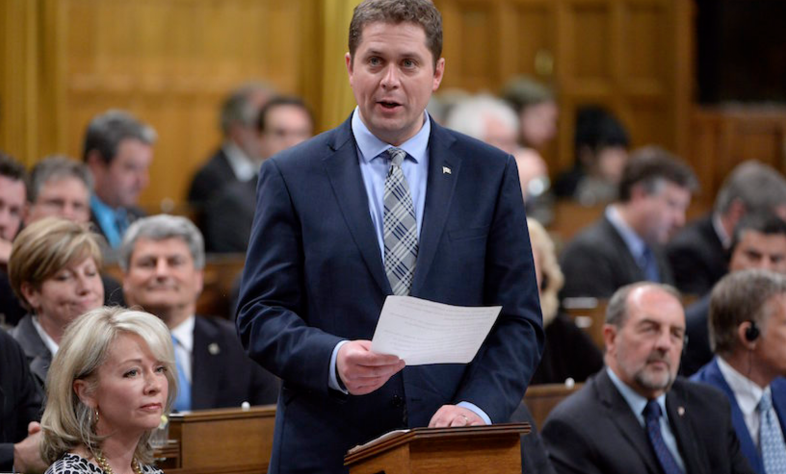 Poll Shows Majority Of Canadians Disagree With Scheer On Cbc National Observer