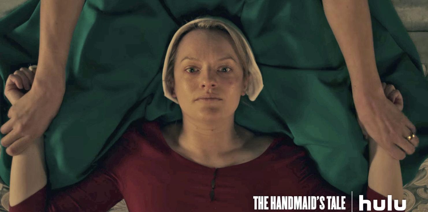 Season One finale of The Handmaid's Tale a disturbing TV