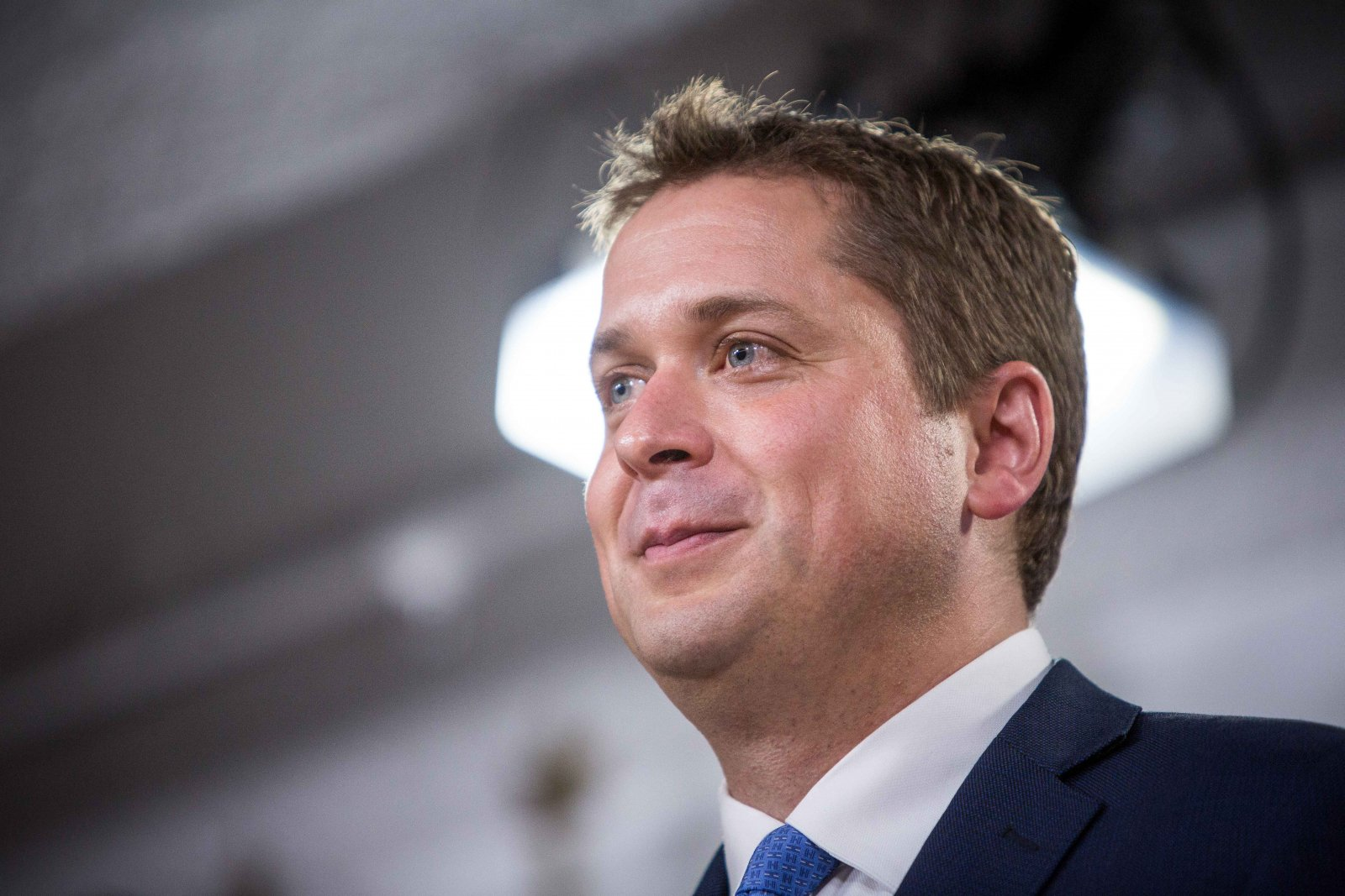 Andrew Scheer reveals new 'strong, diverse' Conservative leadership team