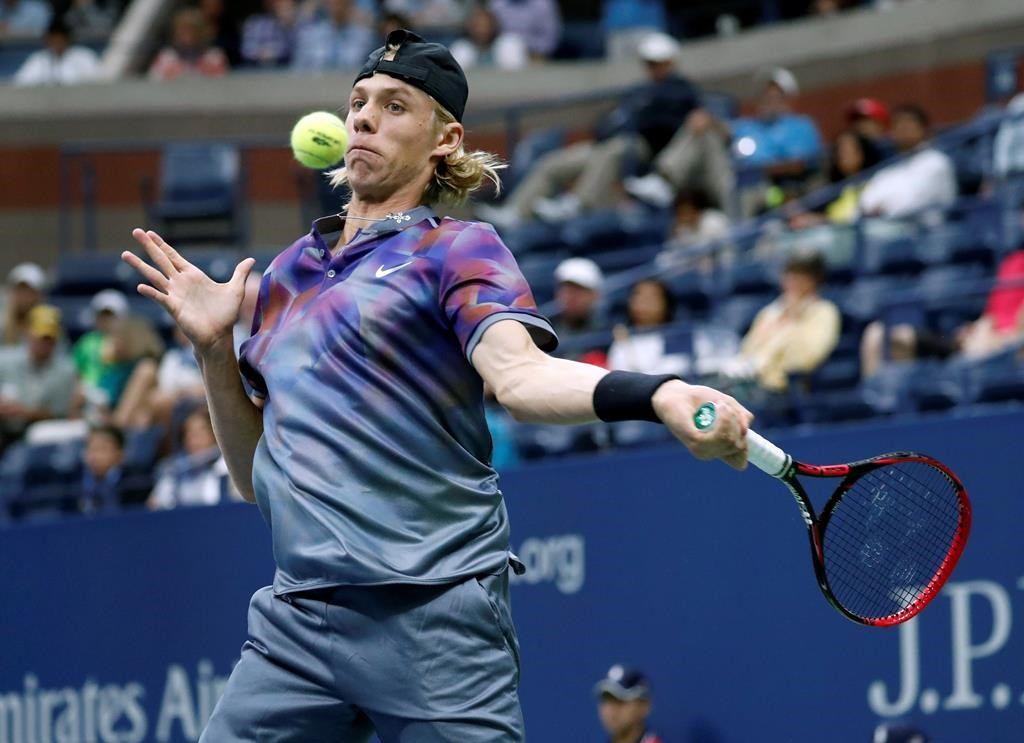 US Open 2017: Denis Shapovalov advances after Edmund retires