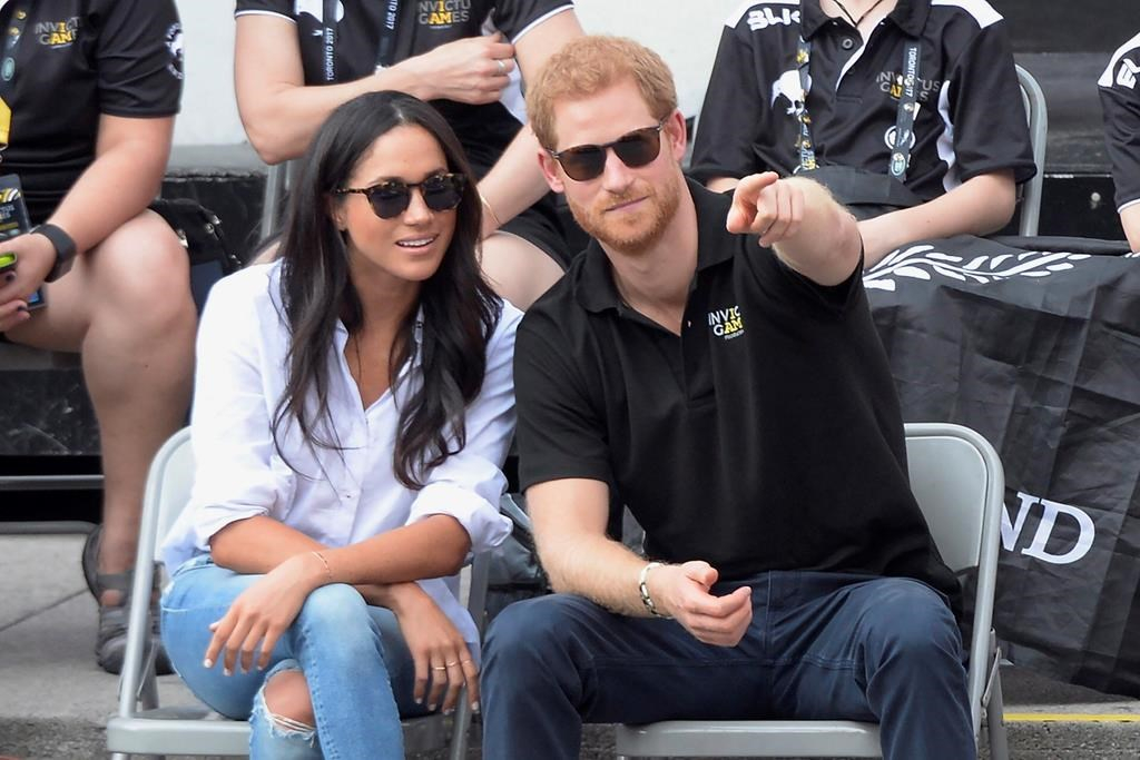 Prince Harry Just Did The Cutest Thing At The Invictus Games