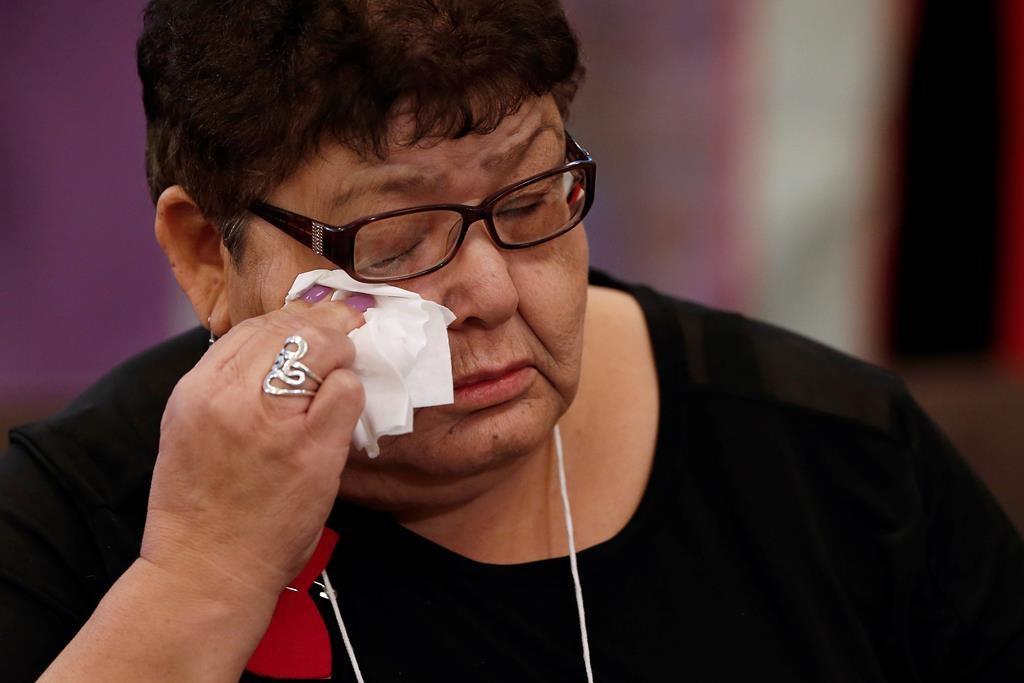 Tears, sorrow as families speak of missing and murdered Indigenous