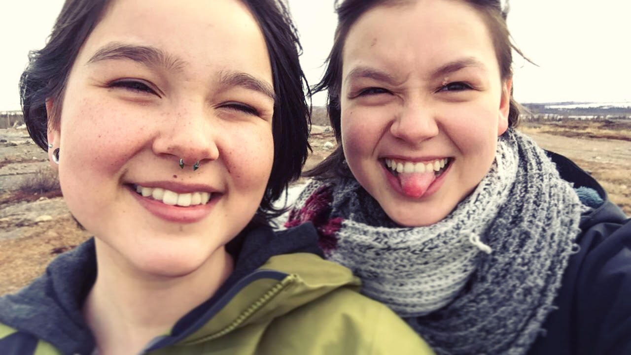 for young inuit getting an education can mean choosing between