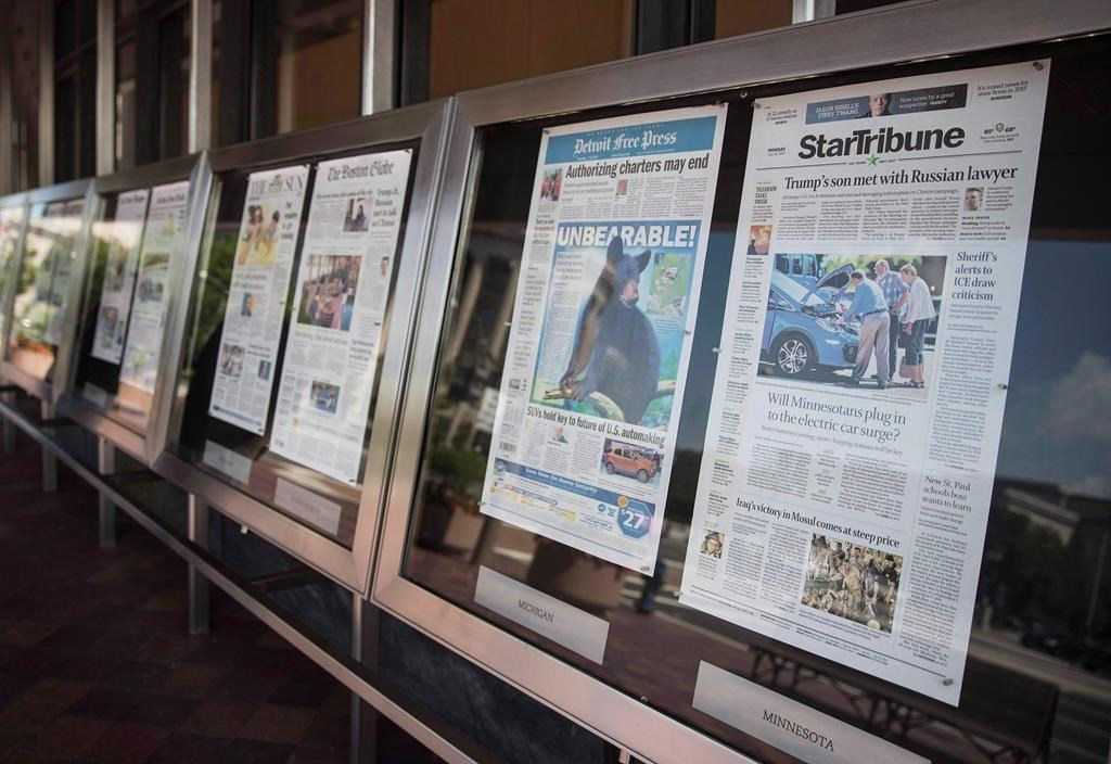 Catalyst among newsprint producers slapped with United States countervailing duties