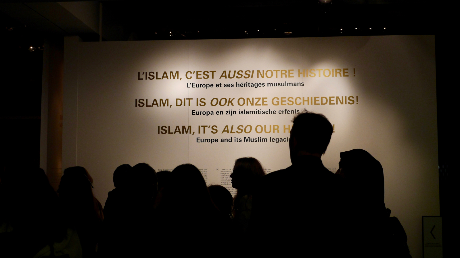 Awakening the rich history of Islam in Europe   National