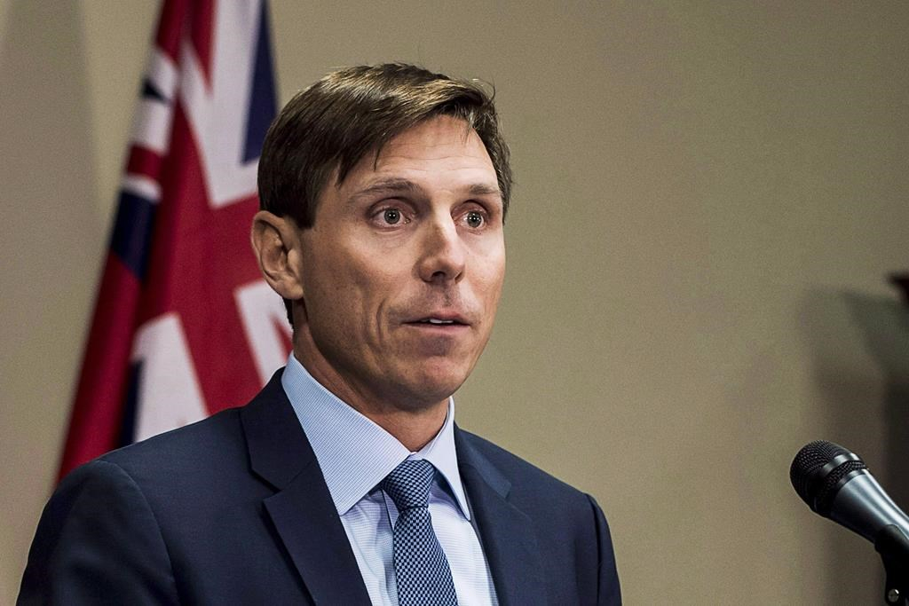 Patrick Brown Says He Can Disproveual Misconduct Allegations Against Him