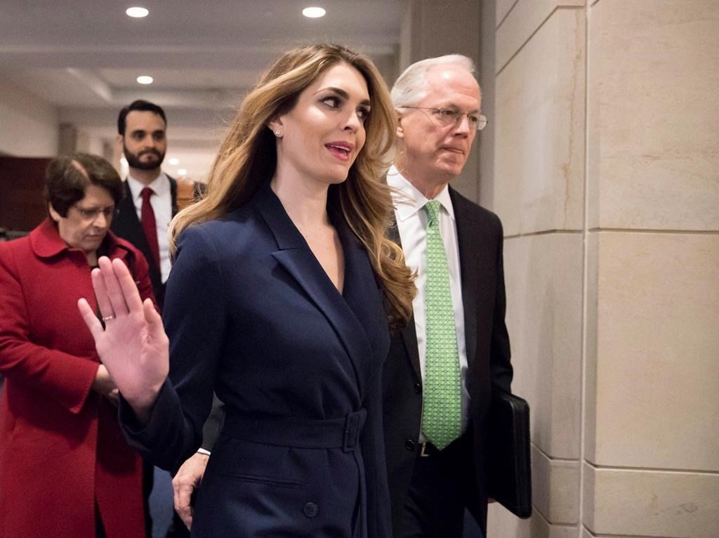 New details about Hope Hicks' White House departure