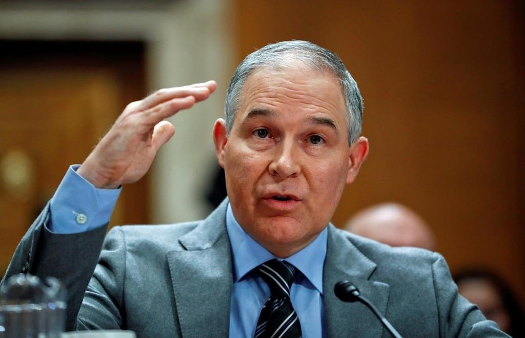 scott pruitt buffeted by growing pressure to resign from epa