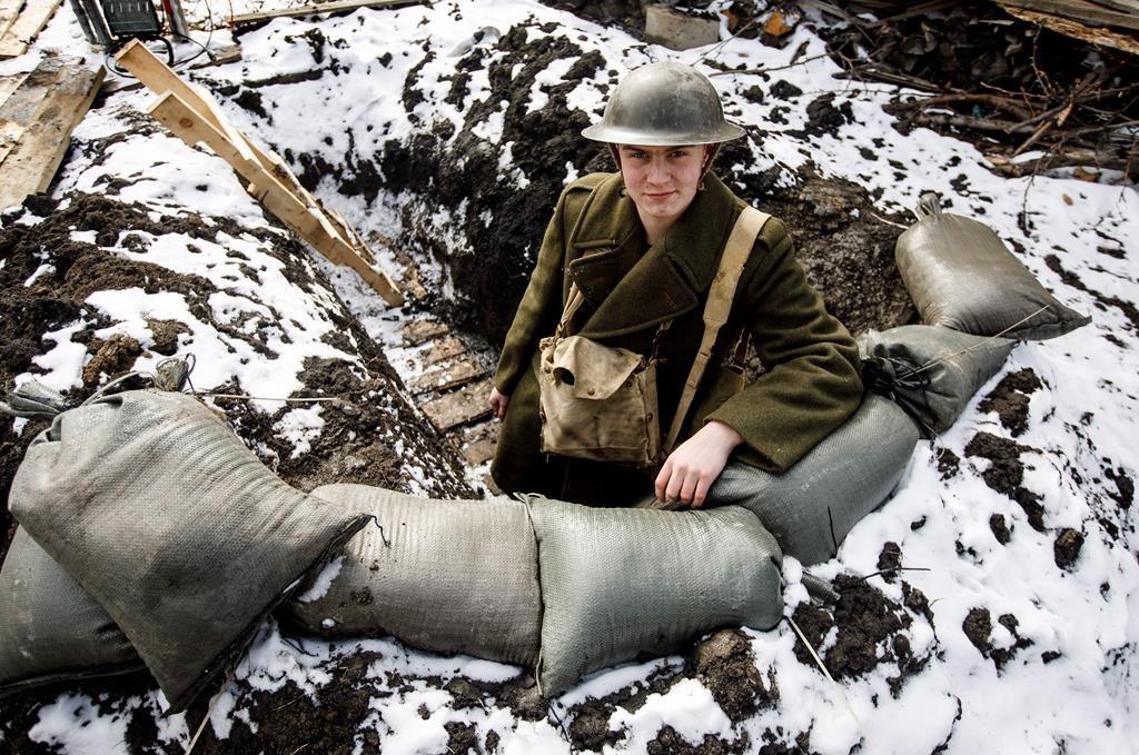 Dirty army edmonton
