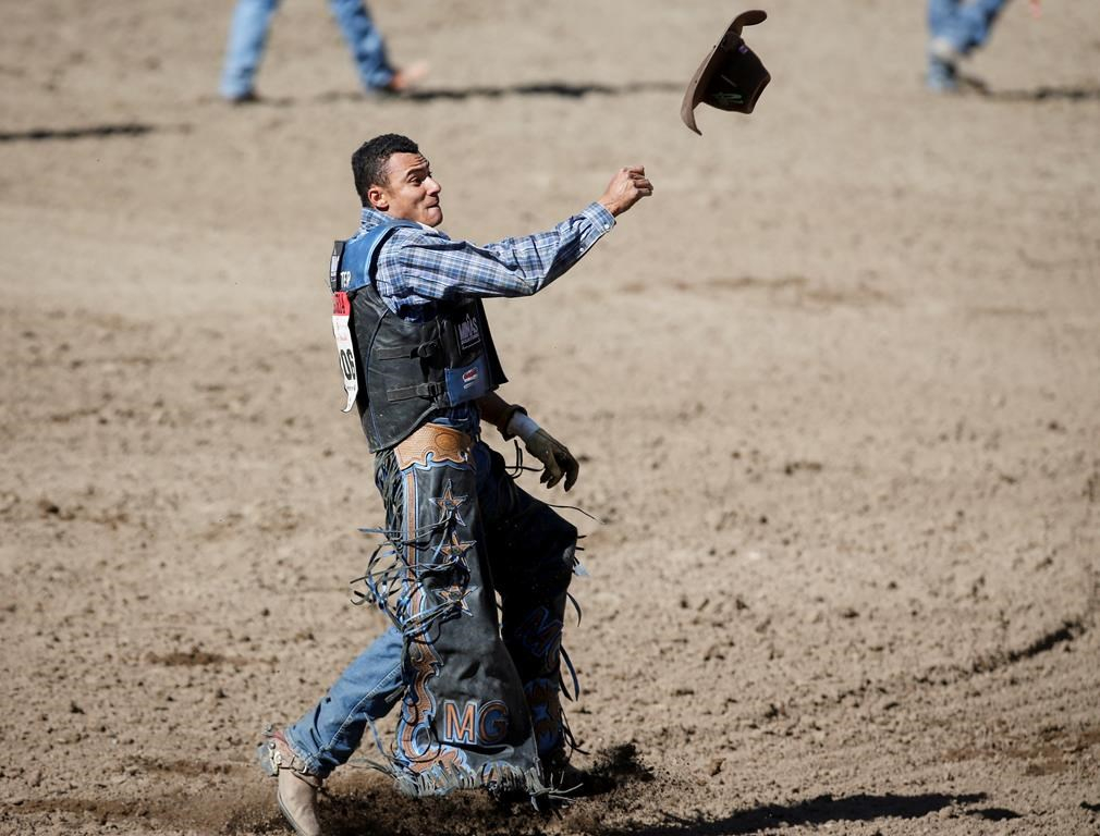 Brazilian Bull Rider Marcos Gloria Wins Top Prize At The