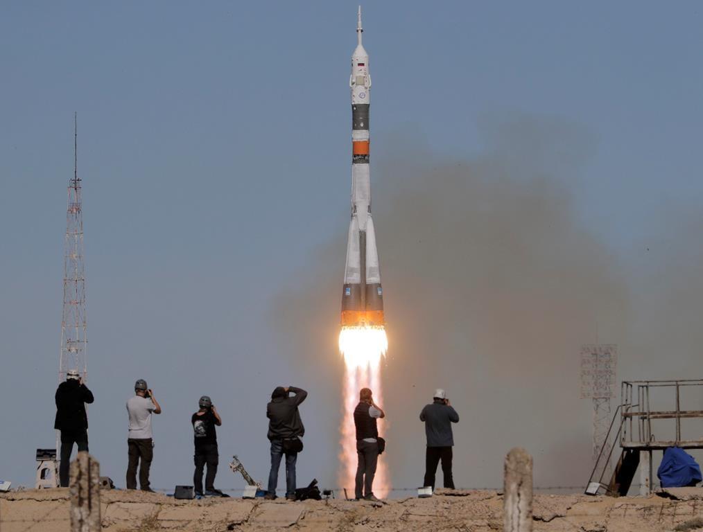 Native Kansan okay after rocket malfunction during launch