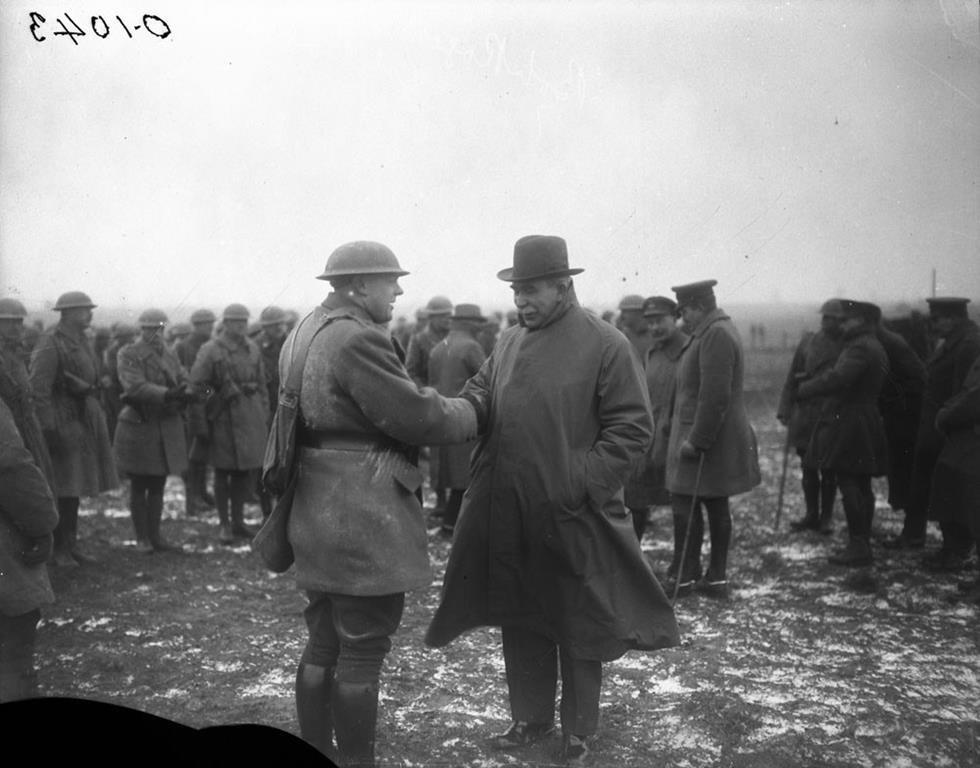 Legacies of the First World War: Canadian veterans' battle