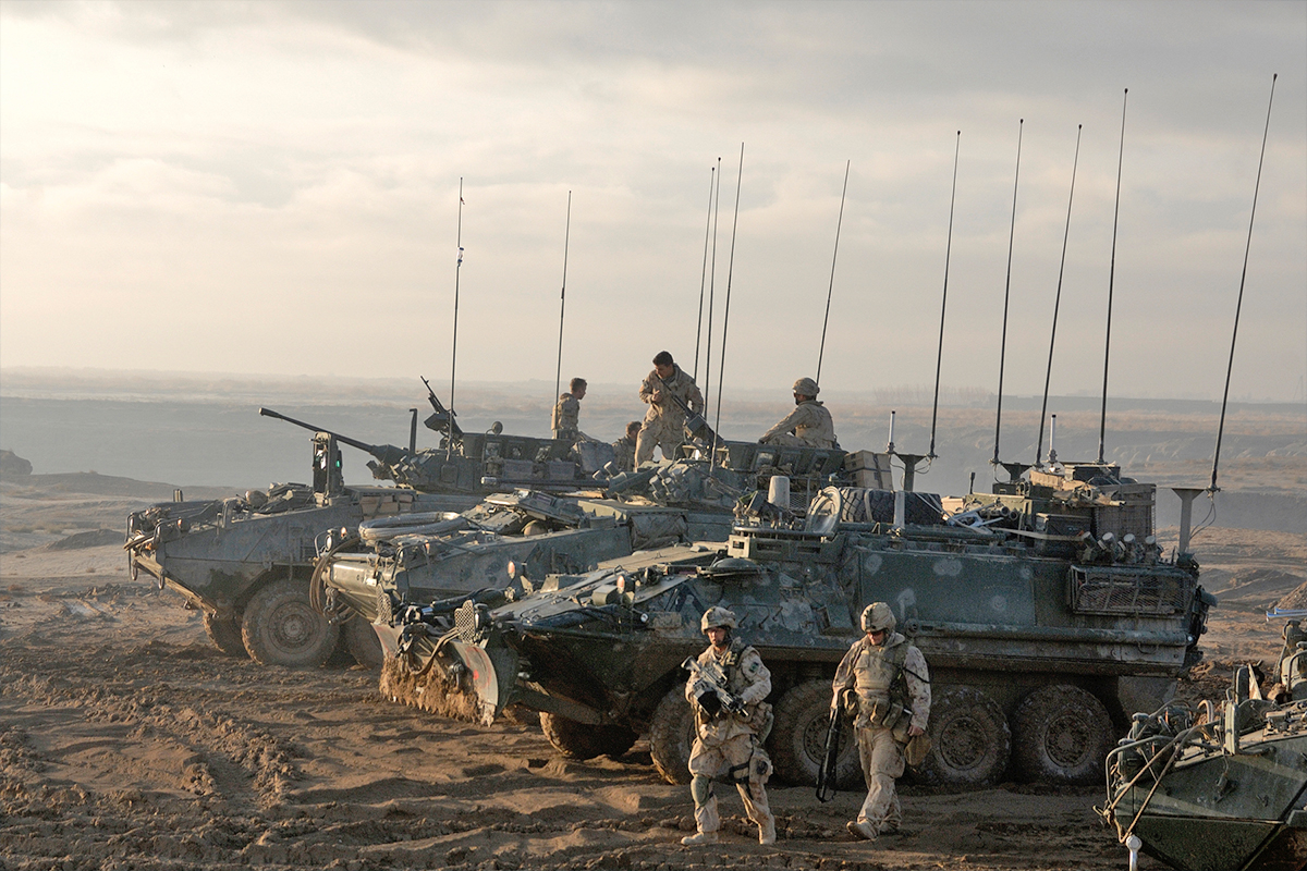 Is Saudi Arabia deploying Canadian-made weapons in Yemen? | National