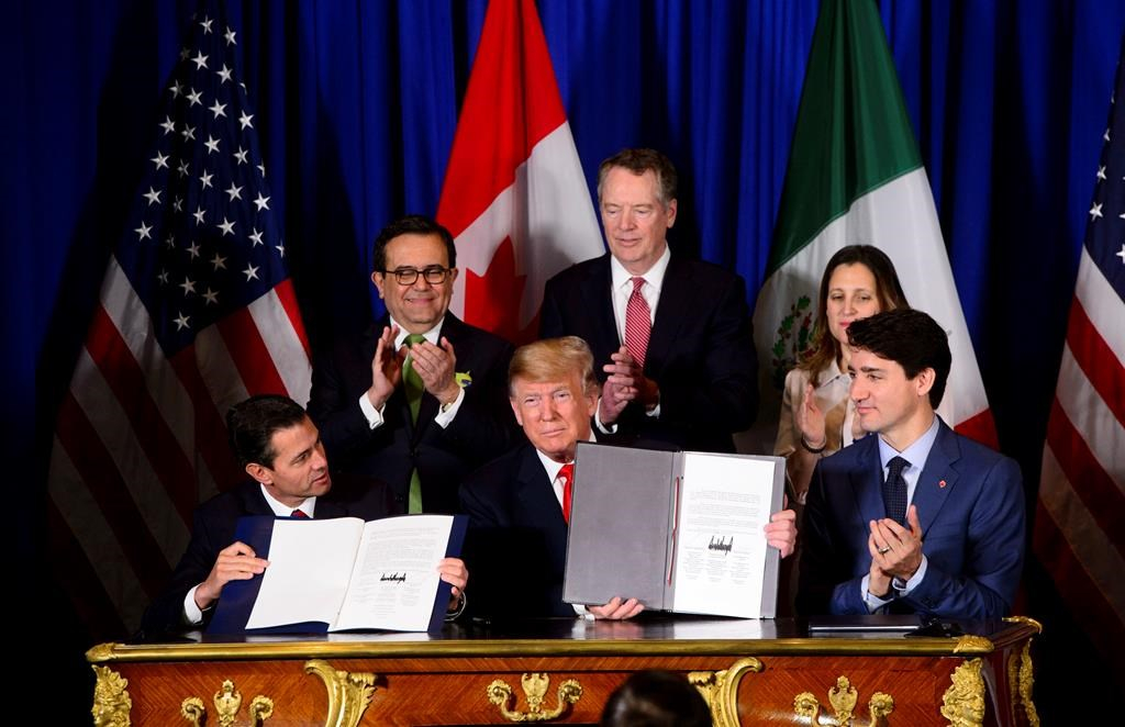 Out with the old: Trump to kill old NAFTA to push Congress