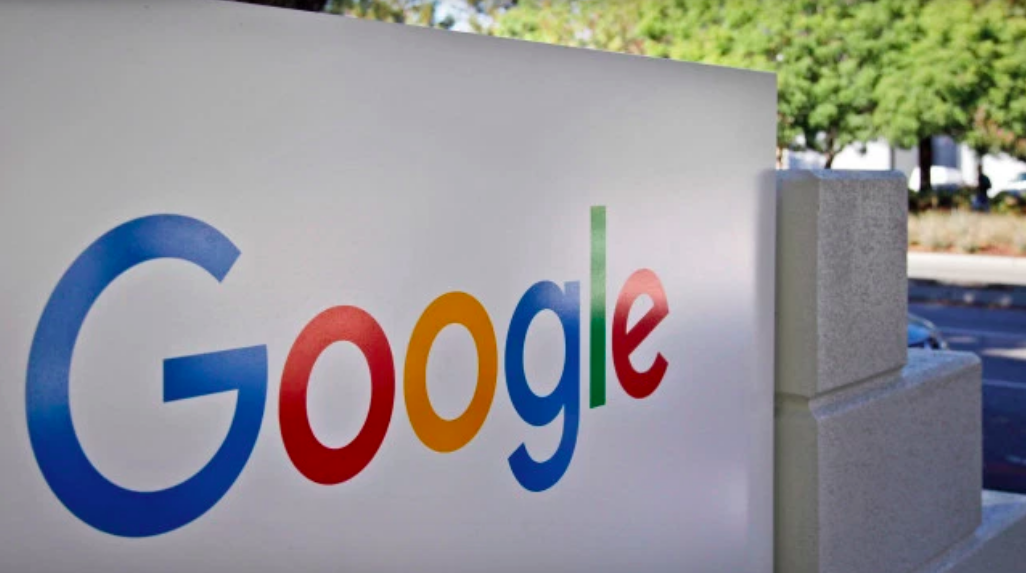 Google, Facebook, and Microsoft sponsored a conference that