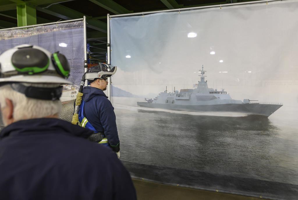 Sailor shortage causing headaches for Royal Canadian Navy