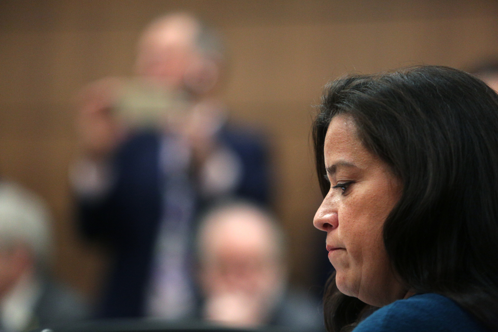 Wilson-Raybould Describes 'Sustained Pressure' to Drop SNC-Lavalin Prosecution
