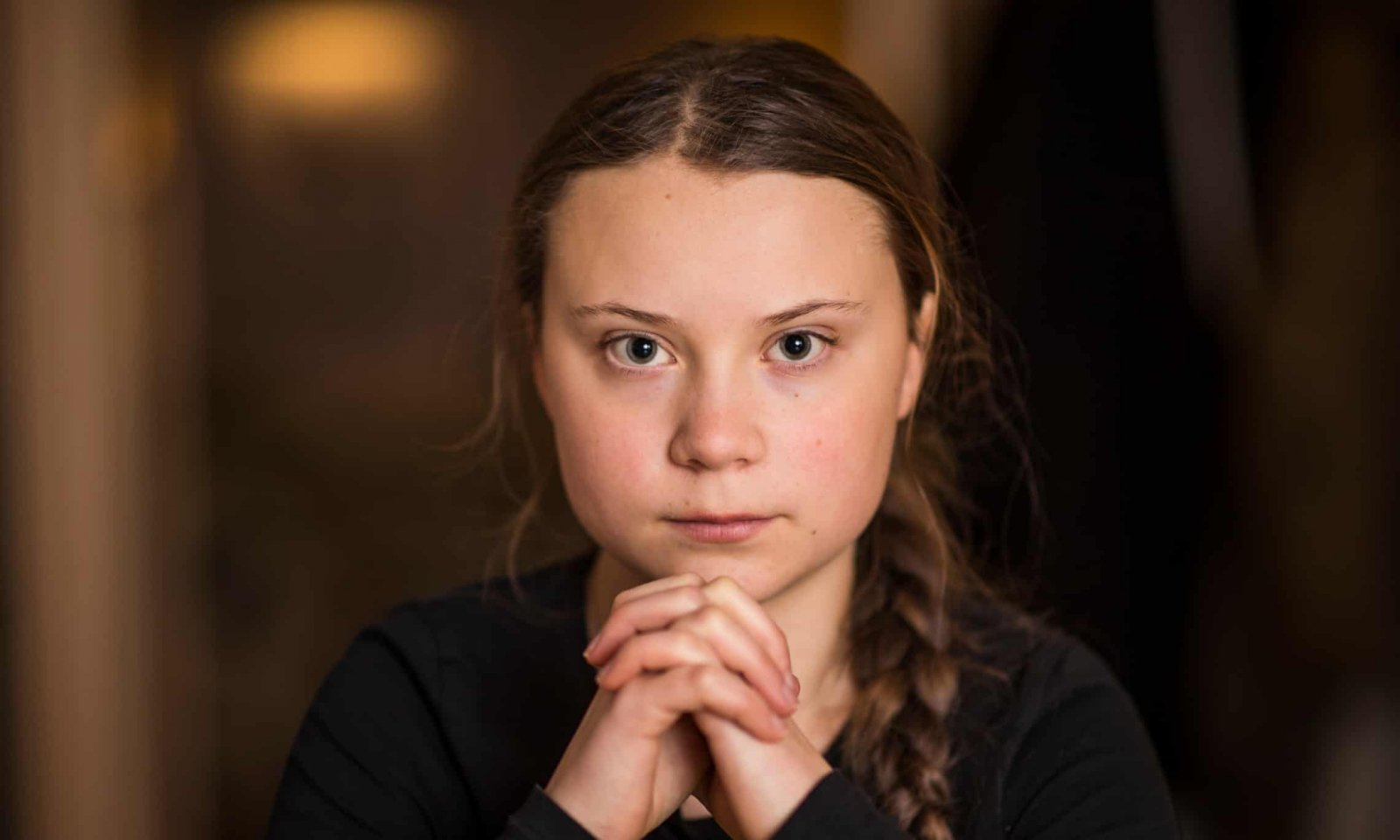 Greta Thunberg, schoolgirl climate change warrior: 'Some ...